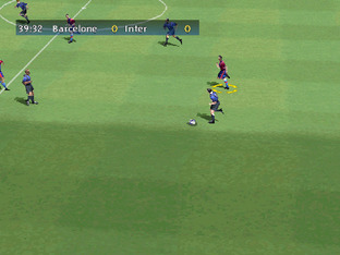 Test FIFA 2000 PlayStation - Screenshot 11