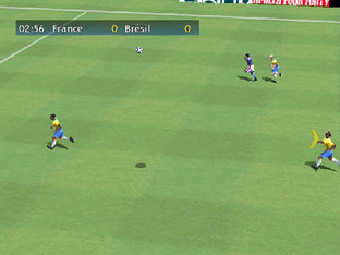 Test FIFA 2000 PlayStation - Screenshot 13