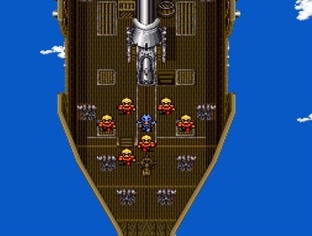 Test Final Fantasy IV PlayStation - Screenshot 44