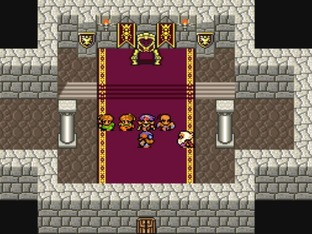 Test Final Fantasy IV PlayStation - Screenshot 45