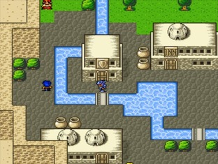 Test Final Fantasy IV PlayStation - Screenshot 48