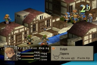 Final Fantasy Tactics PS1 - Screenshot 56
