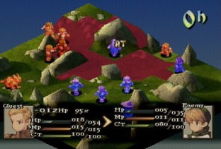 Final Fantasy Tactics PS1 - Screenshot 79