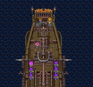 Test Final Fantasy V PlayStation - Screenshot 75