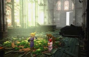 Final Fantasy VII PS1 - Screenshot 707