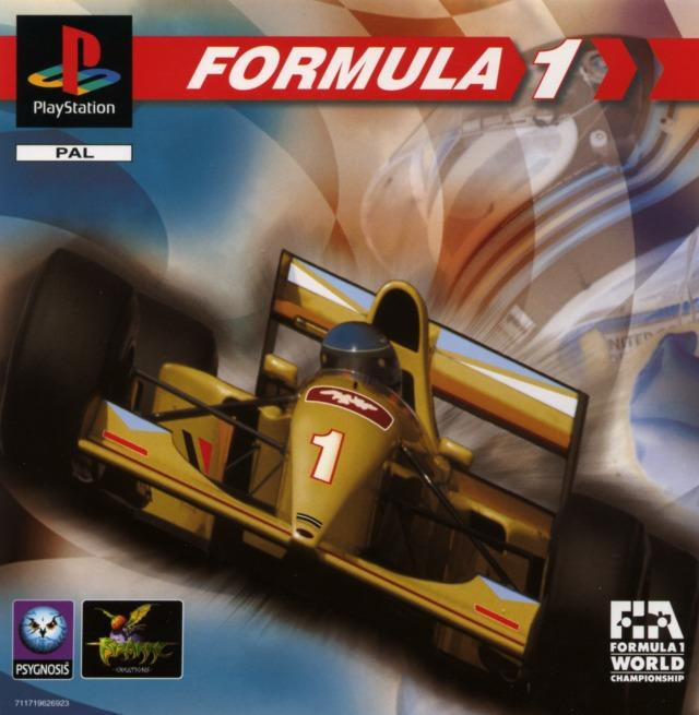 formula 1 sur playstation. Black Bedroom Furniture Sets. Home Design Ideas