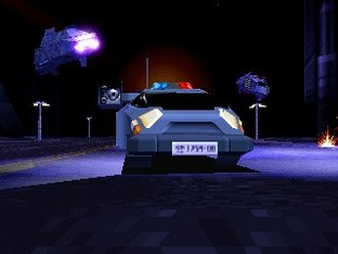 Test G-Police : Weapons of Justice PlayStation - Screenshot 2