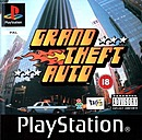 Jaquette Grand Theft Auto - PlayStation