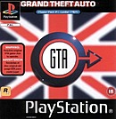 Jaquette Grand Theft Auto : London 1969 - PlayStation