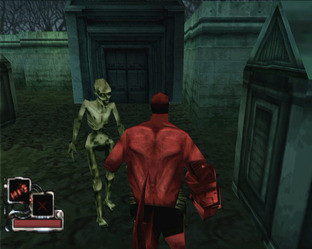 Hellboy : Asylum Seeker PlayStation