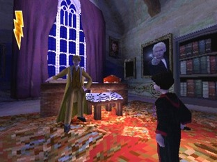 Harry Potter et la Chambre des Secrets PlayStation