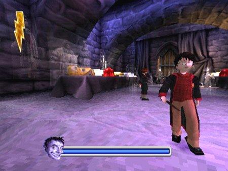 jeuxvideo.com Harry Potter et la Chambre des Secrets - PlayStation