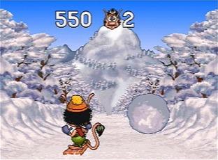 Test Hugo 2 PlayStation - Screenshot 1