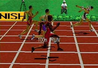 International Track & Field 2 PlayStation