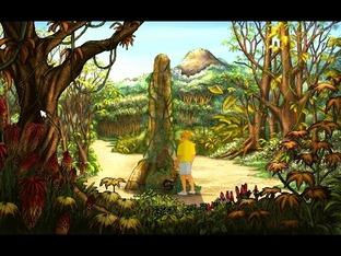 Les Chevaliers de Baphomet : Les Boucliers de Quetzalcoatl PlayStation