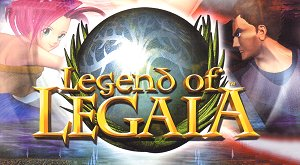 Legend of Legaia