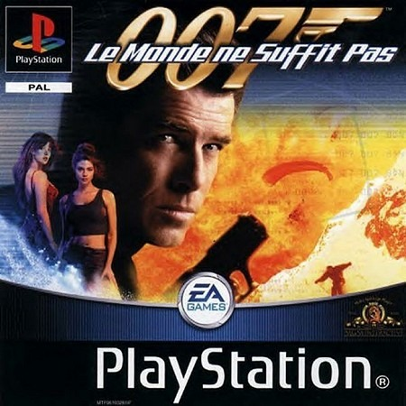 Torrent Super Compactado 007 Le Monde ne Suffit pas PS1