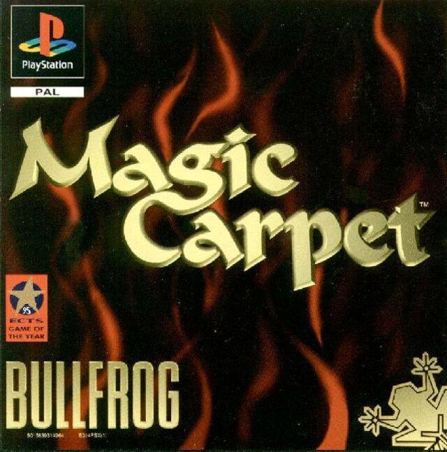 magic carpet sur playstation. Black Bedroom Furniture Sets. Home Design Ideas