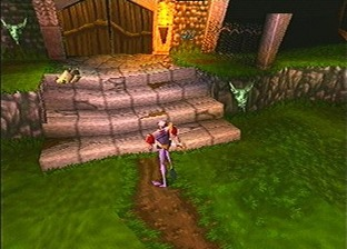 Test Medievil PlayStation - Screenshot 2