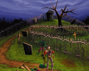 Oldies : Medievil