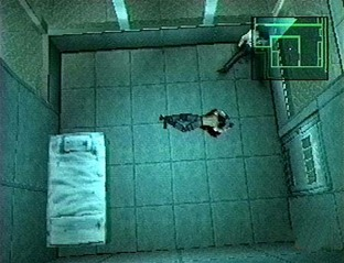 Test Metal Gear Solid PlayStation - Screenshot 3