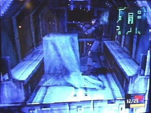 Test Metal Gear Solid PlayStation - Screenshot 4