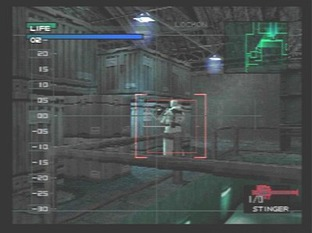 Test Metal Gear Solid PlayStation - Screenshot 5