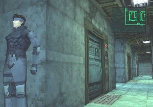 Test Metal Gear Solid PlayStation - Screenshot 6