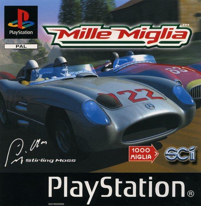 Mille Miglia Sur Playstation Jeuxvideo Com