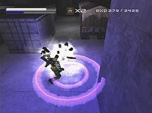 Test Mortal Kombat Special Forces PlayStation - Screenshot 2