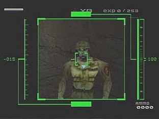 Test Mortal Kombat Special Forces PlayStation - Screenshot 3