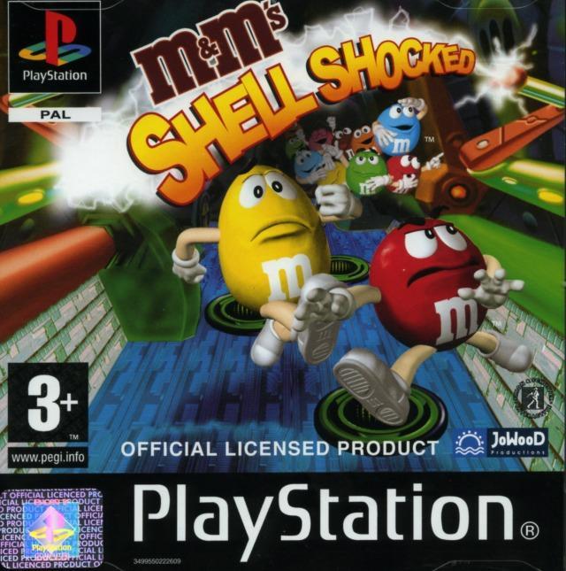 M&M&39;s  Shell Shocked sur PSone   jeuxvideo.com
