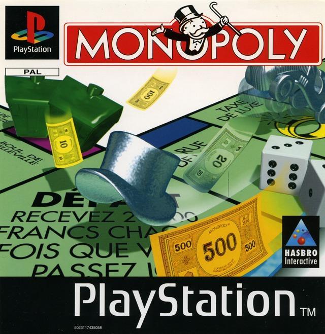 monopoly sur playstation. Black Bedroom Furniture Sets. Home Design Ideas