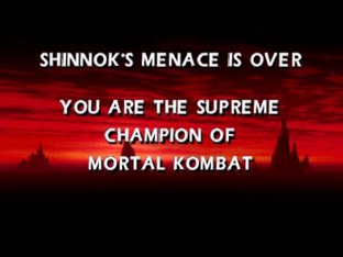 Mortal Kombat 4 PlayStation