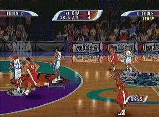 Test NBA Hoopz PlayStation - Screenshot 7