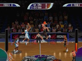 Test NBA Hoopz PlayStation - Screenshot 8