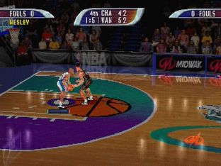 Test NBA Hoopz PlayStation - Screenshot 11