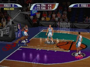 Test NBA Hoopz PlayStation - Screenshot 12