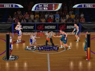 Test NBA Hoopz PlayStation - Screenshot 14