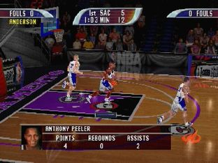 Test NBA Hoopz PlayStation - Screenshot 15