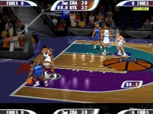 Test NBA Hoopz PlayStation - Screenshot 3