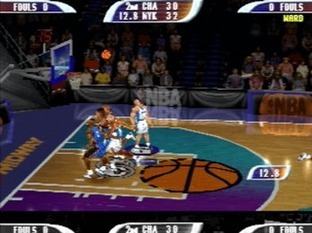 Test NBA Hoopz PlayStation - Screenshot 4