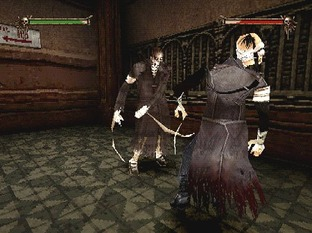 Test Nightmare Creatures 2 PlayStation - Screenshot 3