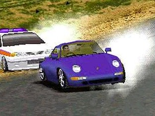 Test Need For Speed : Porsche 2000 PlayStation - Screenshot 3