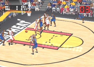 Test NBA Live 2003 PlayStation - Screenshot 1