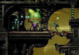 Test Oddworld : L'exode D'abe PlayStation - Screenshot 1