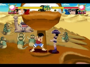 One Piece Grand Battle 2 PlayStation