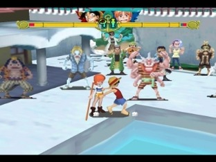 One Piece Grand Battle PlayStation