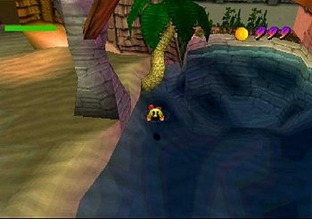 Test Pac-Man World PlayStation - Screenshot 2