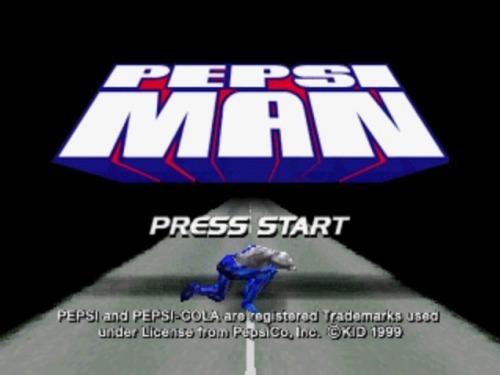 Pepsi Man Pc